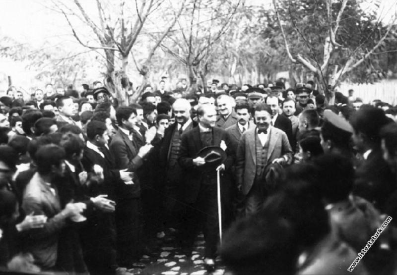 Mustafa Kemal Atatürk Kayseri Lisesi öğrencileri a...