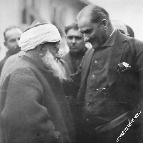 Mustafa Kemal Atatürk Amasya'da Milli Mücadele'nin...