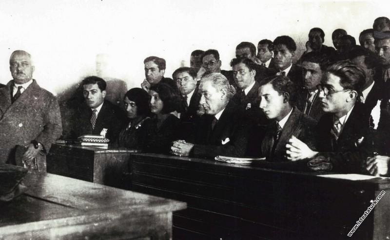 Mustafa Kemal Atatürk İstanbul Üniversitesi Hukuk ...