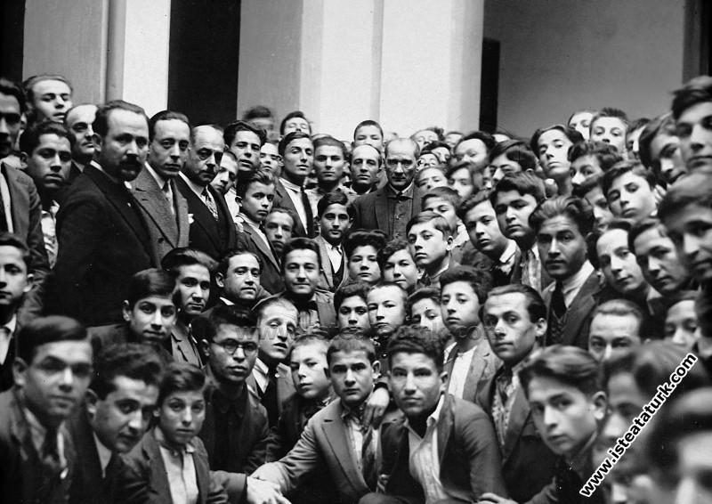 Mustafa Kemal Atatürk Edirne İlköğretim Okulu öğre...