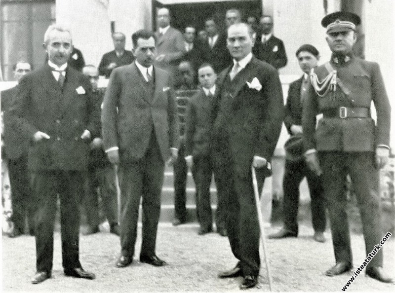 Mustafa Kemal Atatürk Gazi Orman Çiftliği'nin kuru...