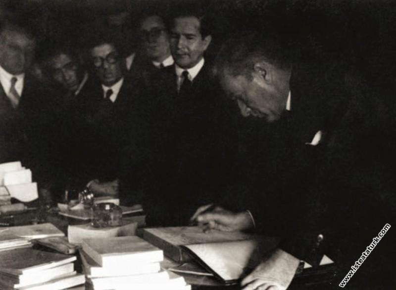 Mustafa Kemal Atatürk İstanbul Üniversitesi (Darül...