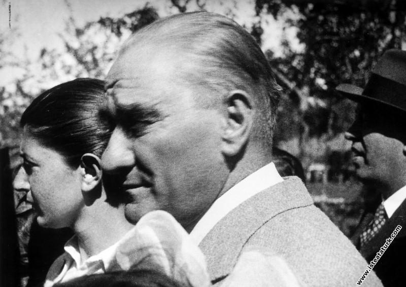Mustafa Kemal Atatürk Gazi Orman Çiftliği'nde Anka...