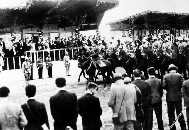 Cumhuriyet Bayramı 10. Yıl Kutlamaları (29.10.1933)