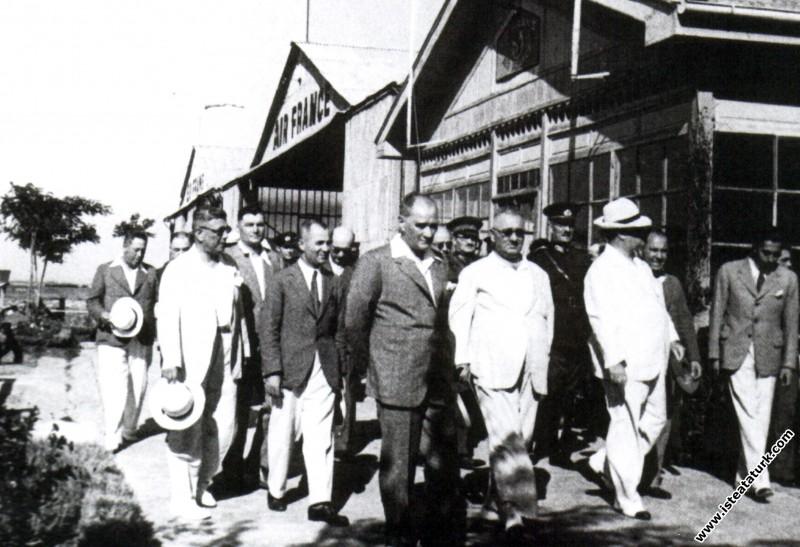 Başbakan İnönü'nün Atatürk, Kılıç Ali, Salih Bozok...