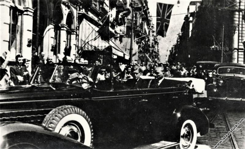 Mustafa Kemal Atatürk'ün İngiltere Kralı VIII. Edw...