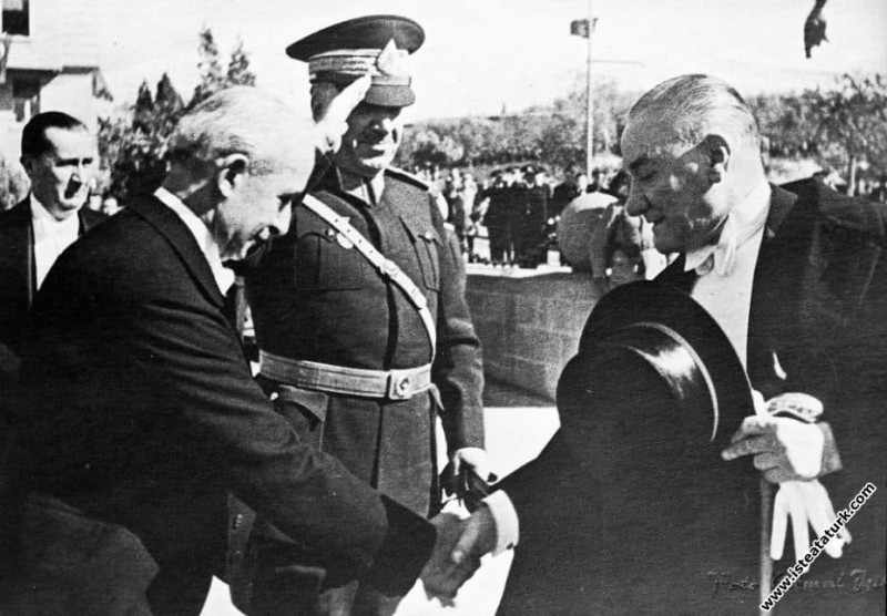 Mustafa Kemal Atatürk Cumhuriyet Bayramı tebrikler...