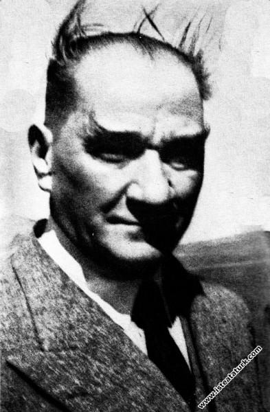 Mustafa Kemal Atatürk Dersim Hava Harekatı'nın bit...