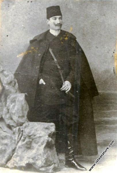 Harp Akademisi'nden mezun olduğu günlerde. (03.01.1905)