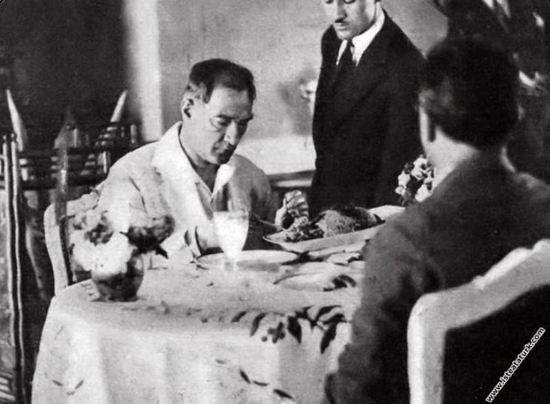 Mustafa Kemal Atatürk Cumhurbaşkanlığı Genel Sekre...