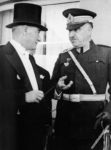 Mustafa Kemal Atatürk, Cumhuriyet Bayramı kutlamal...