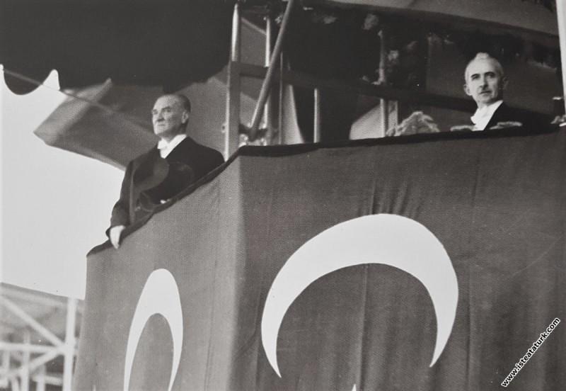 Mustafa Kemal Atatürk Cumhuriyet Bayramı Törenleri...