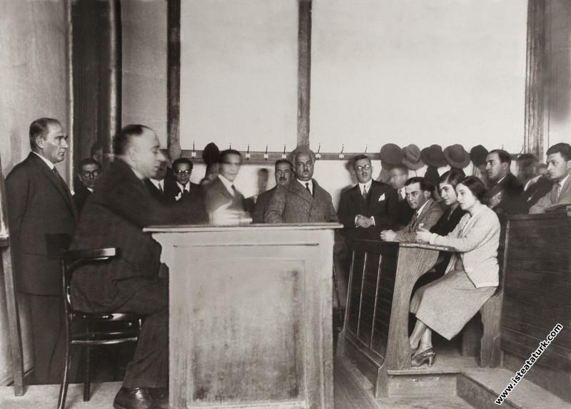 Atatürk, Bilim ve Üniversite