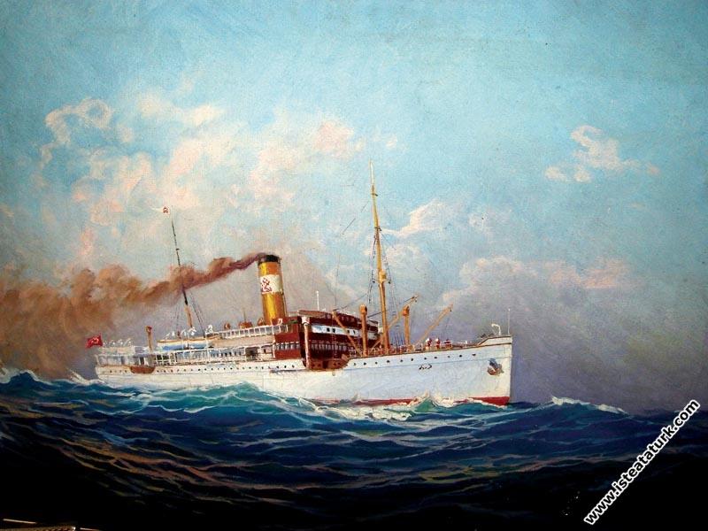 karadeniz gemisi-seyyar sergi-1926 ile ilgili görsel sonucu